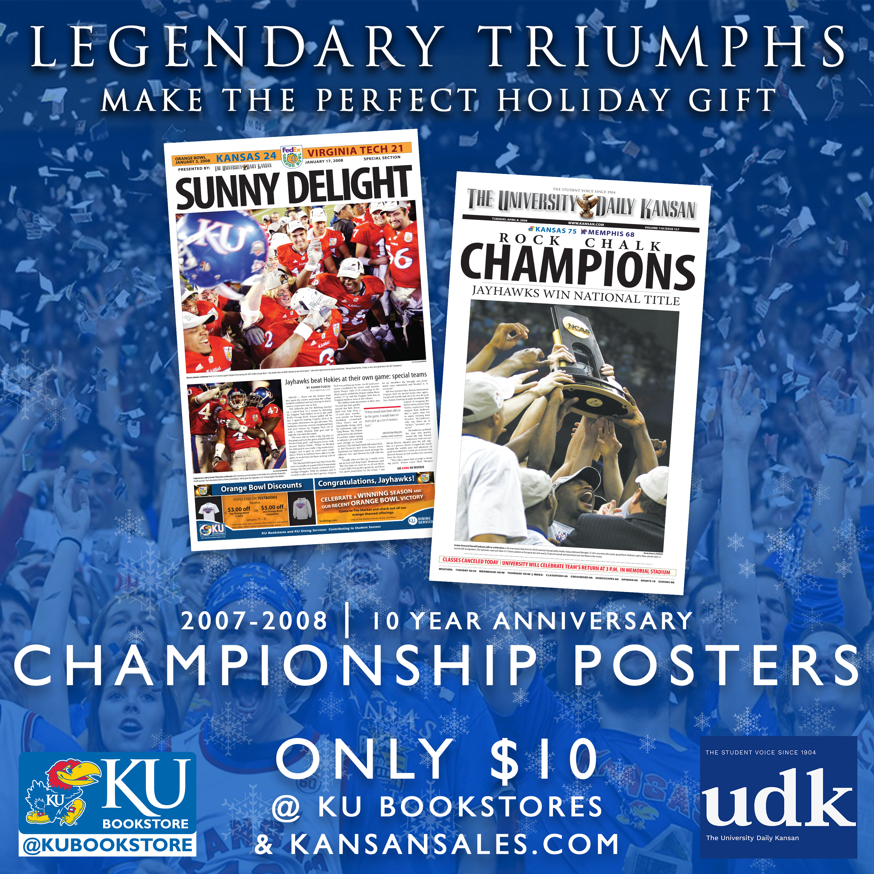 Championship Posters