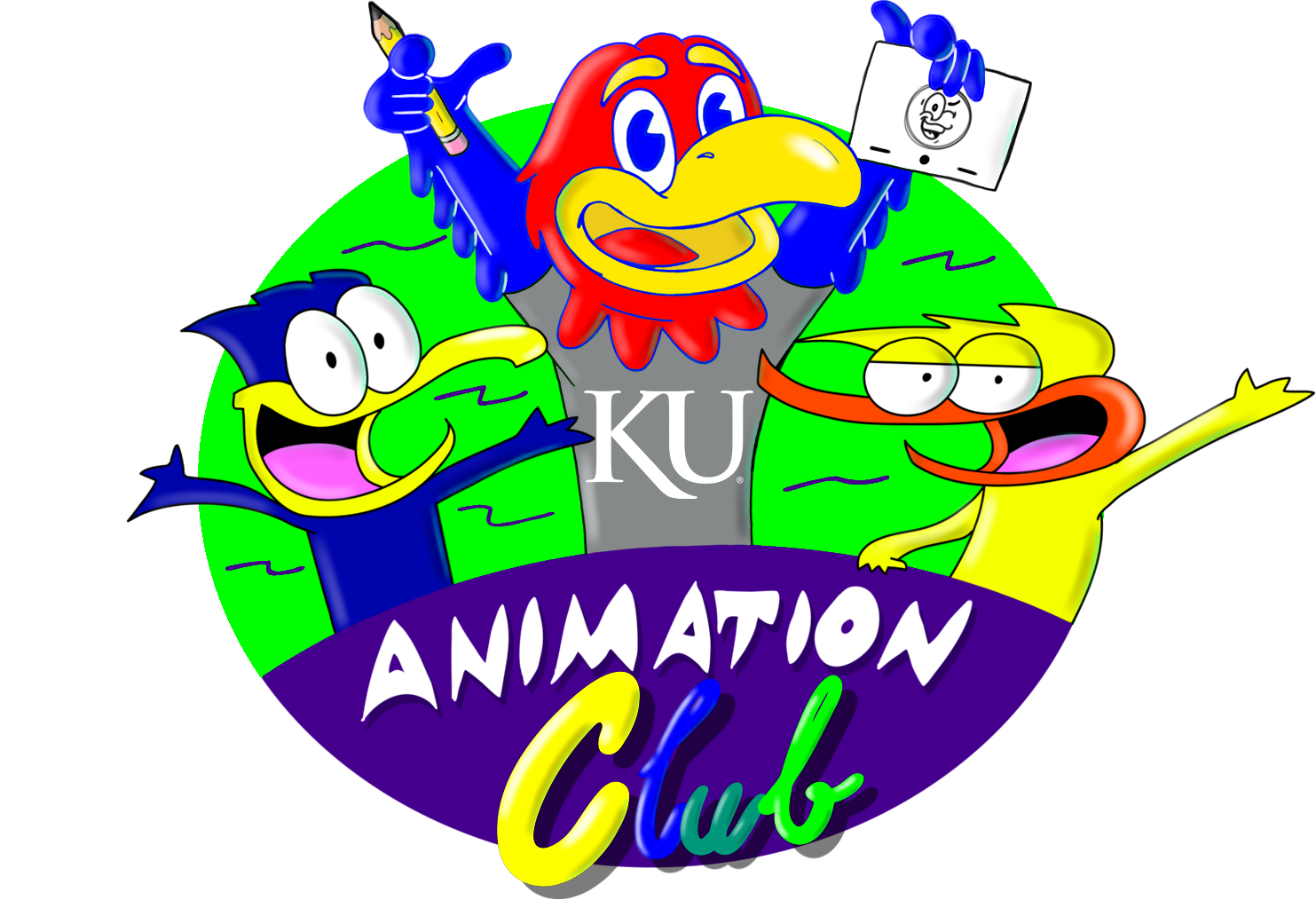 KU Animation Club Logo