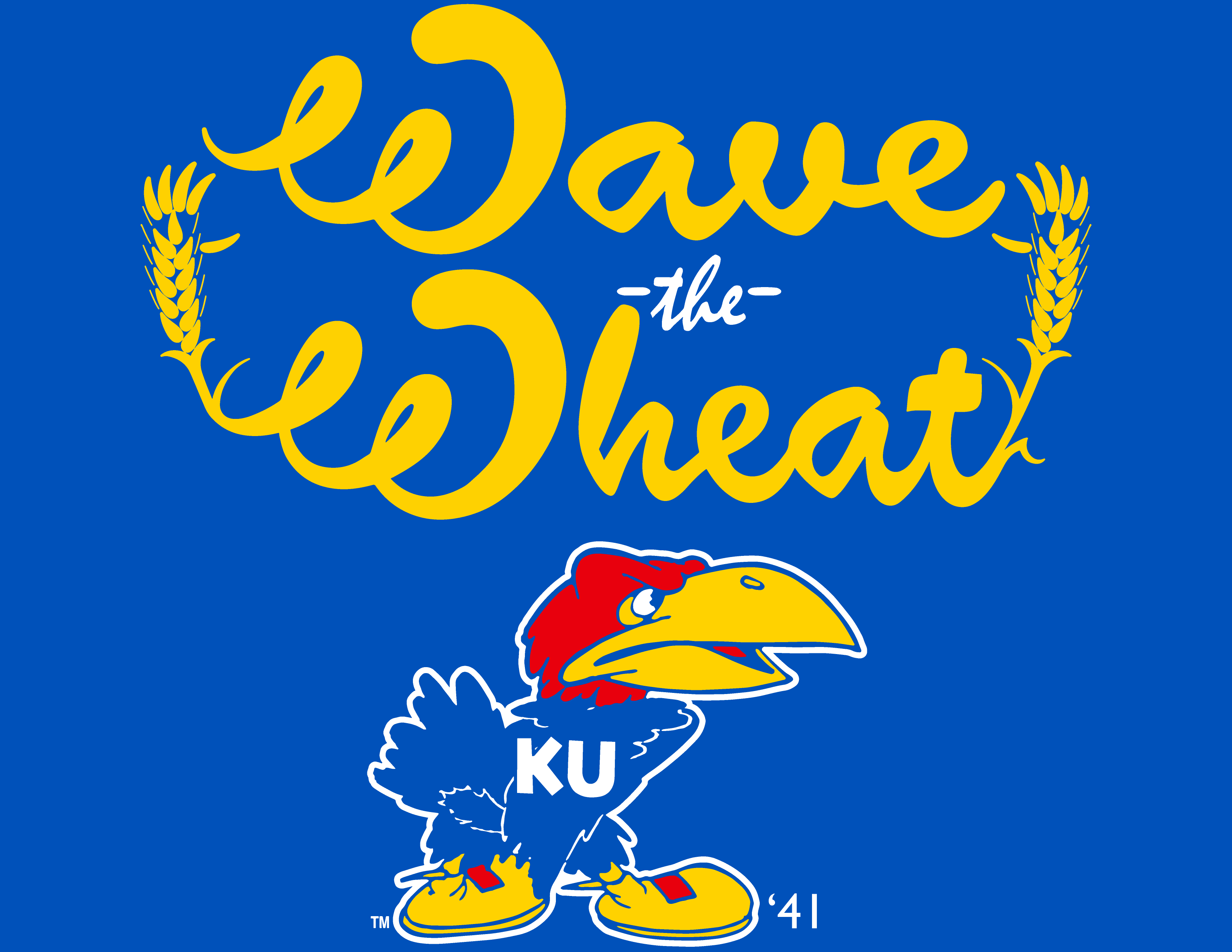 Wave the Wheat - '47 T-Shirt Graphic