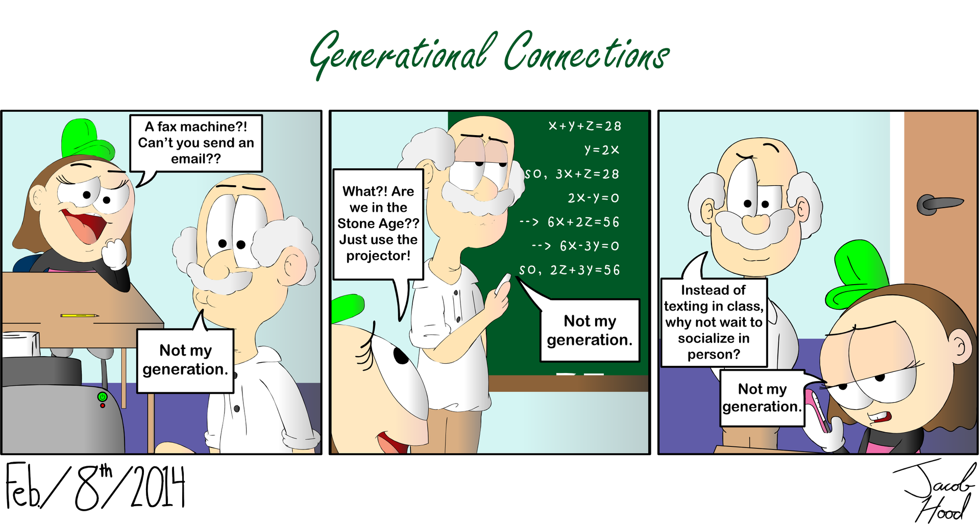 Generational Connections